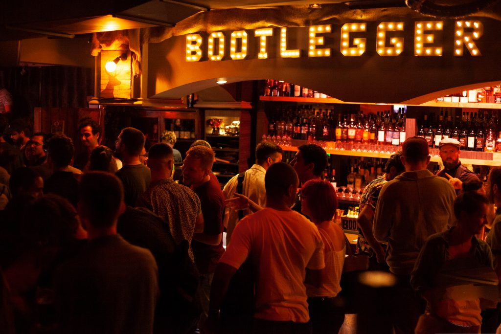 Bootlegger l'authentique speakeasy bar montreal Bar cocktail whisky live venue