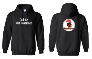 Hoodie Call me old fashioned